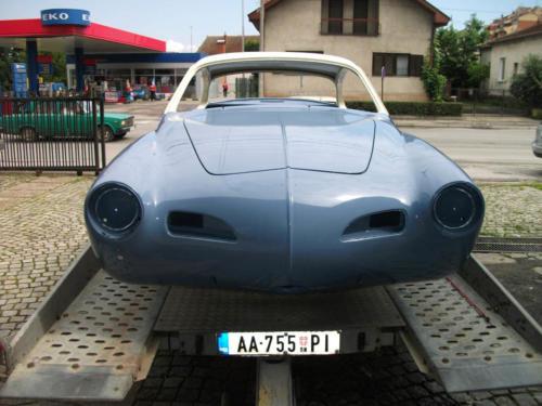 Karmann Ghia USA – Restoration #2