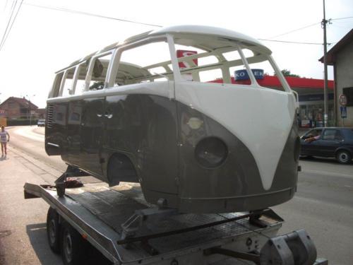 VolksWagen Samba Bus ('65)